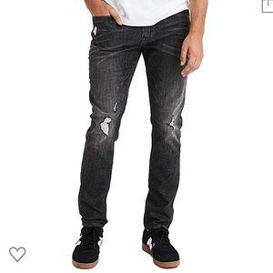 American eagle men's flex slim jean